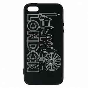 Etui na iPhone 5/5S/SE London
