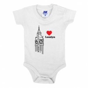 Body dla dzieci Londyn, kocham cię
