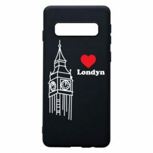 Etui na Samsung S10 Londyn, kocham cię