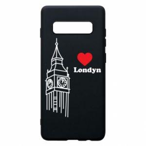 Etui na Samsung S10+ Londyn, kocham cię