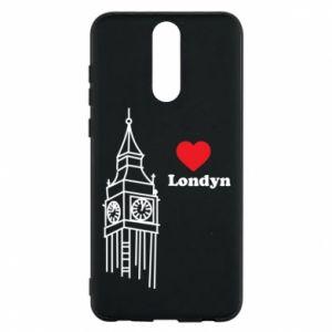 Etui na Huawei Mate 10 Lite Londyn, kocham cię