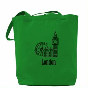 Bag Inscription: London