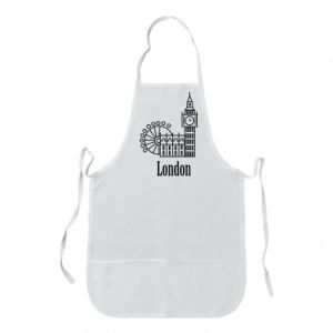 Apron Inscription: London