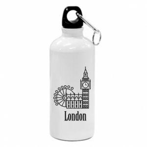 Water bottle Inscription: London