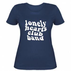 Damska koszulka Lonely hearts club band