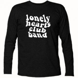 Koszulka z długim rękawem Lonely hearts club band