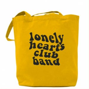 Torba Lonely hearts club band