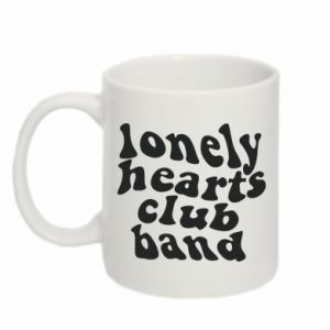 Kubek 330ml Lonely hearts club band