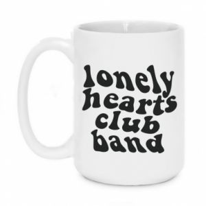 Kubek 450ml Lonely hearts club band