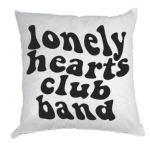 Poduszka Lonely hearts club band