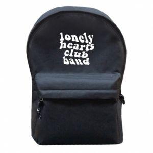 Plecak z przednią kieszenią Lonely hearts club band