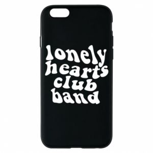 Etui na iPhone 6/6S Lonely hearts club band