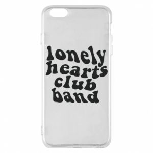 Etui na iPhone 6 Plus/6S Plus Lonely hearts club band