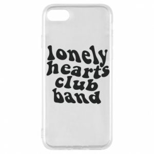 Etui na iPhone 7 Lonely hearts club band