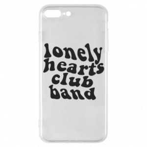 Etui na iPhone 7 Plus Lonely hearts club band