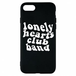 Etui na iPhone 8 Lonely hearts club band
