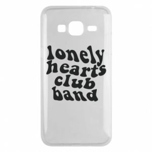 Etui na Samsung J3 2016 Lonely hearts club band