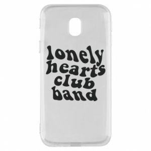 Etui na Samsung J3 2017 Lonely hearts club band
