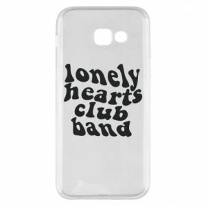 Etui na Samsung A5 2017 Lonely hearts club band