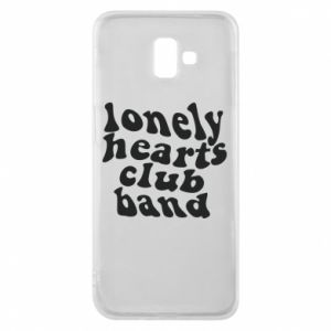 Etui na Samsung J6 Plus 2018 Lonely hearts club band