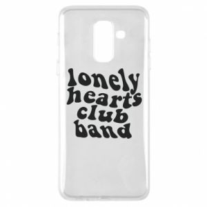 Etui na Samsung A6+ 2018 Lonely hearts club band