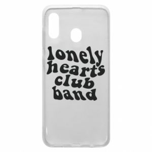 Etui na Samsung A30 Lonely hearts club band