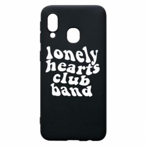 Etui na Samsung A40 Lonely hearts club band