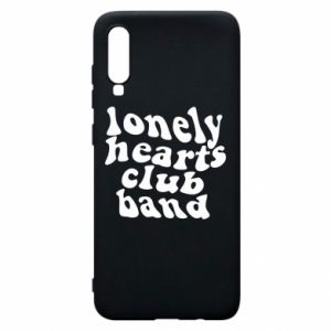 Etui na Samsung A70 Lonely hearts club band
