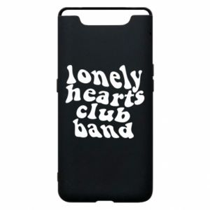 Etui na Samsung A80 Lonely hearts club band