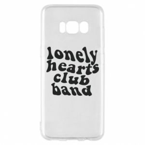 Etui na Samsung S8 Lonely hearts club band