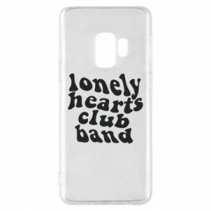 Etui na Samsung S9 Lonely hearts club band