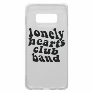 Etui na Samsung S10e Lonely hearts club band
