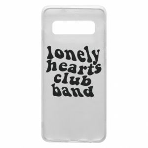 Etui na Samsung S10 Lonely hearts club band