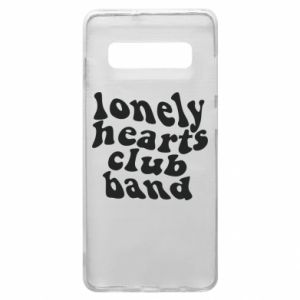 Etui na Samsung S10+ Lonely hearts club band
