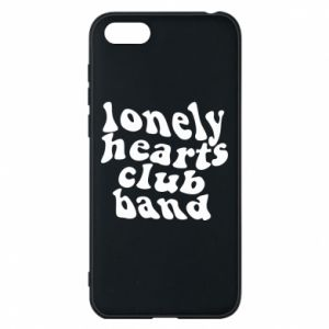 Etui na Huawei Y5 2018 Lonely hearts club band
