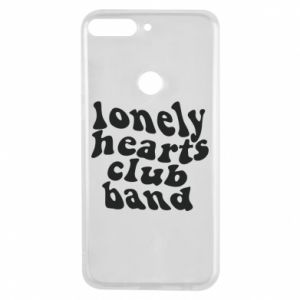Etui na Huawei Y7 Prime 2018 Lonely hearts club band
