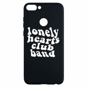 Etui na Huawei P Smart Lonely hearts club band