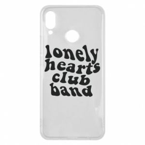 Etui na Huawei P Smart Plus Lonely hearts club band