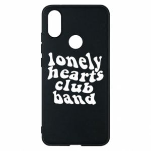 Etui na Xiaomi Mi A2 Lonely hearts club band