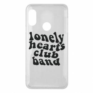 Etui na Mi A2 Lite Lonely hearts club band