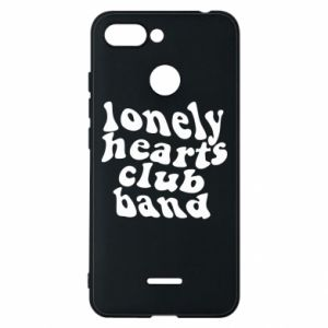 Etui na Xiaomi Redmi 6 Lonely hearts club band