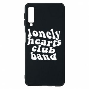 Etui na Samsung A7 2018 Lonely hearts club band
