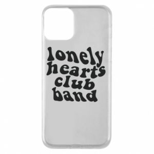 Etui na iPhone 11 Lonely hearts club band