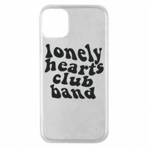 Etui na iPhone 11 Pro Lonely hearts club band