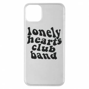 Etui na iPhone 11 Pro Max Lonely hearts club band