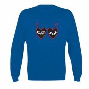 Kid's sweatshirt Lookin' good
