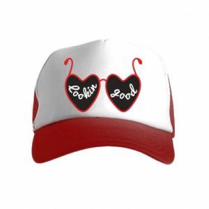 Kid's Trucker Hat Lookin' good