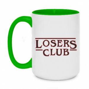 Kubek dwukolorowy 450ml Losers club