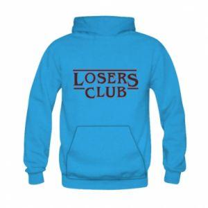 Bluza z kapturem dziecięca Losers club