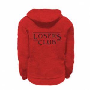 Bluza na zamek dziecięca Losers club